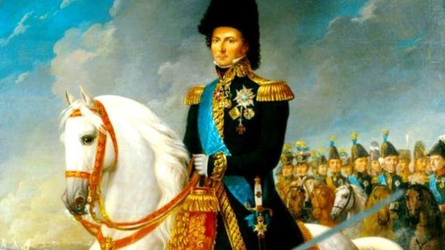 Jean Bapiste Bernadotte