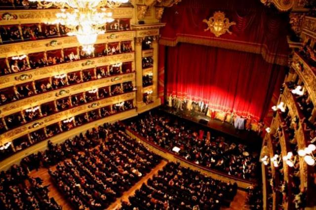 La Scala-Milan