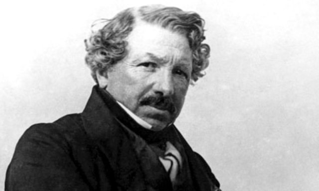 Louis-Jacques-Mande Daguerre