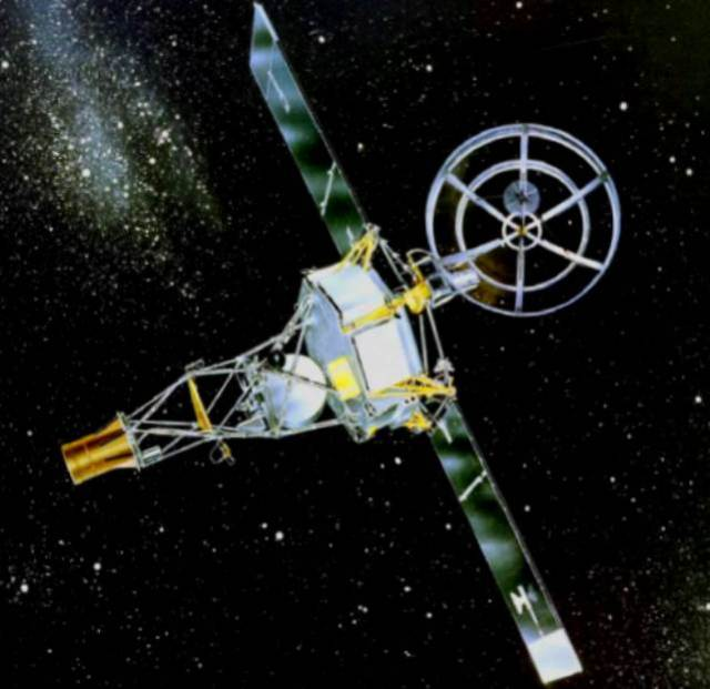 mariner 2 space mission - photo #2