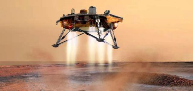 NASA Phoenix lander
