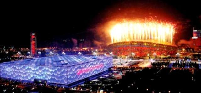 Olympics in Beijing