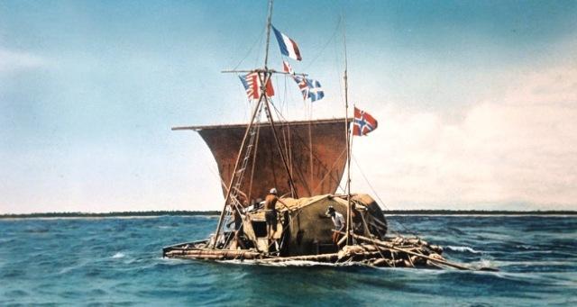 thor heyerdahl - Kon Tiki