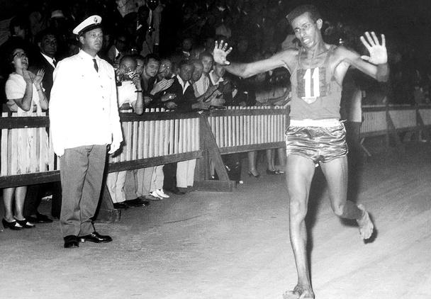 abebe-bikila-1960-rome-olympics