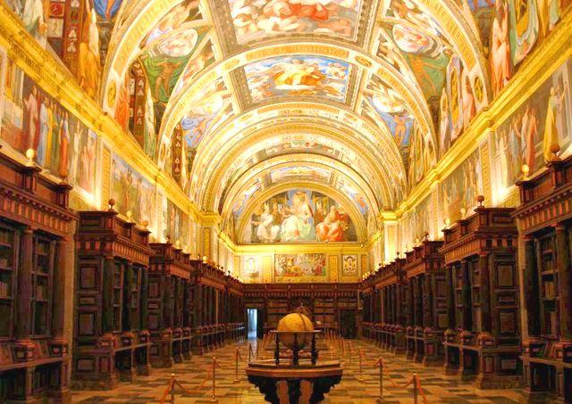 el-escorial-biblioteca