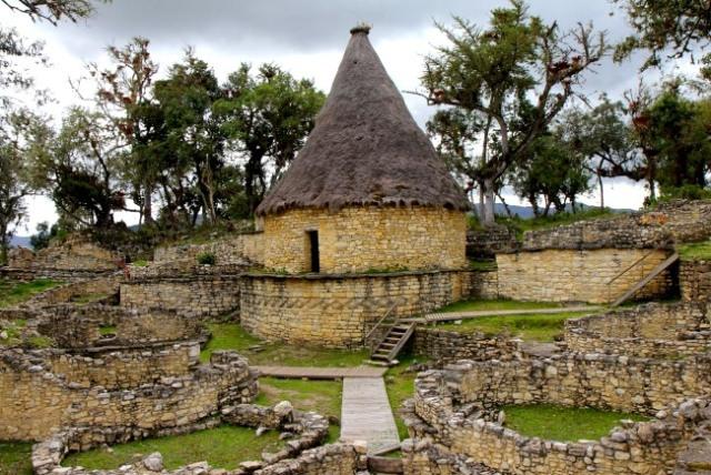 Kuelap fortress - Chachapoya Peru