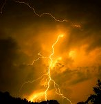 lightning-against-clouds