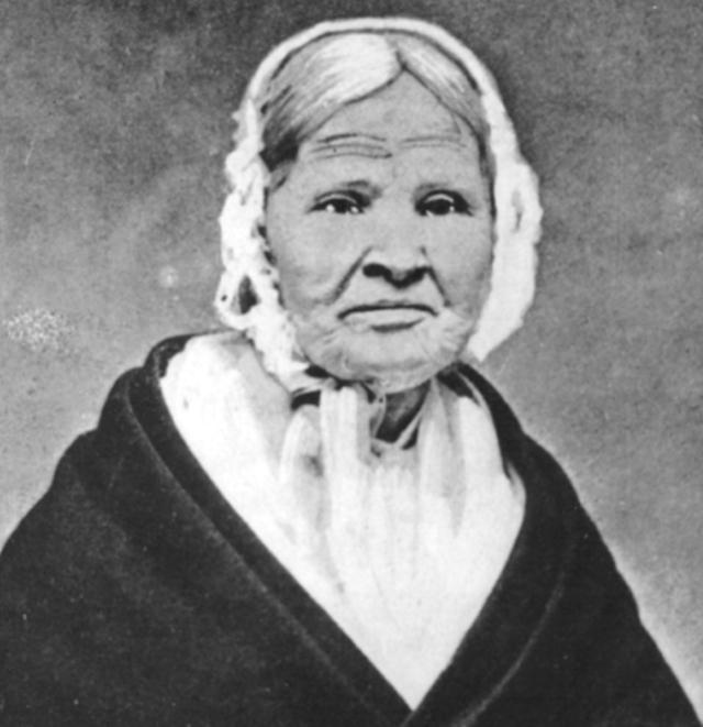 Louisa Ann-Swain