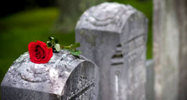 rose-on-headstone