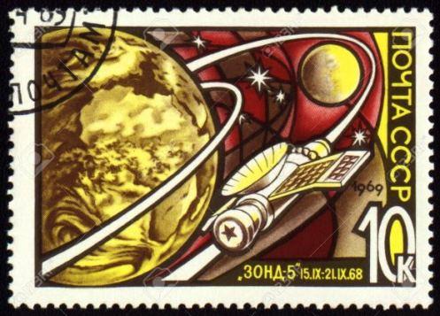 ussr-stamp-moon-flight-of-soviet-spaceship-zond