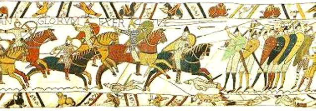battle-of-hastings-bayeau-tapestry