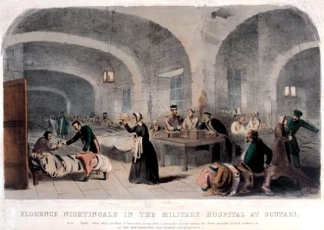 florence-nightingale-at-scutari-hospital
