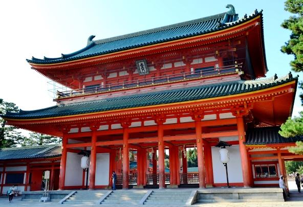 heian-jingu-shrine