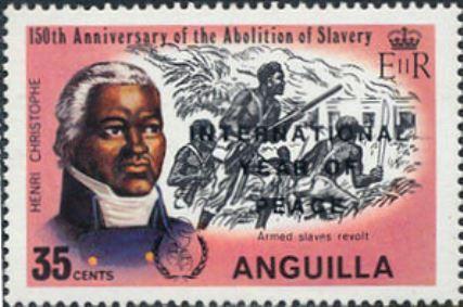 henri-christophe-slave-revolt-stamp