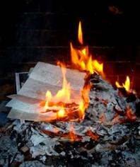 letter-burn