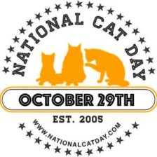 national-cat-day-logo