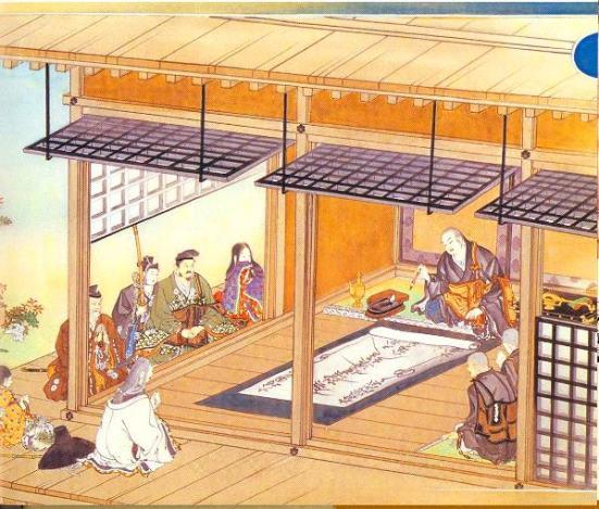 nichiren-preparing-gohonzon
