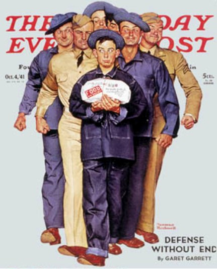 norman-rockwell-first-willie_gillis_sep-cover