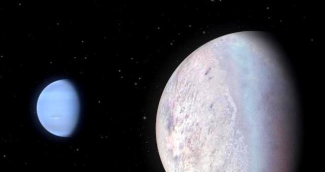 triton-orbiting-neptune