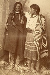 apache-couple-photograph-by-a-frank-randall