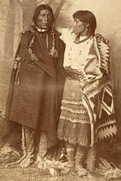 apache-couple-photograph-by-a-frank-randall