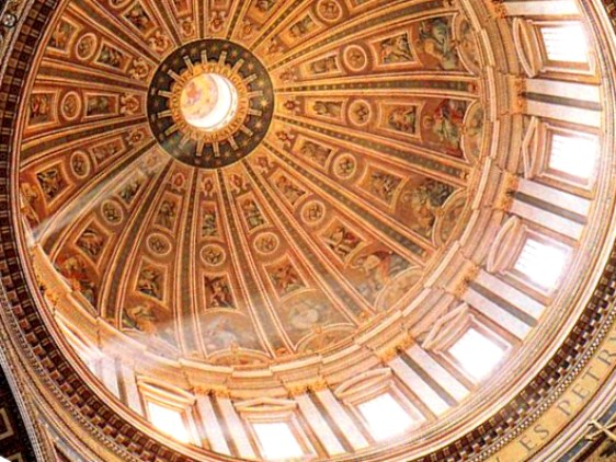 dome-interior-of-saint-peters-basilica