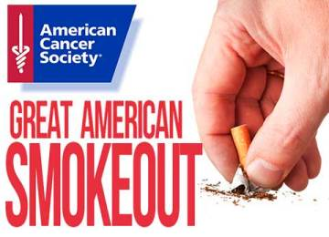 great-american-smokeout-poster