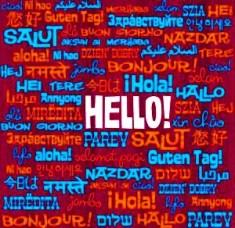 hello-multi-lingual