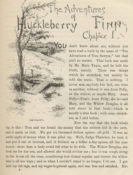huckleberry-finn-first-page