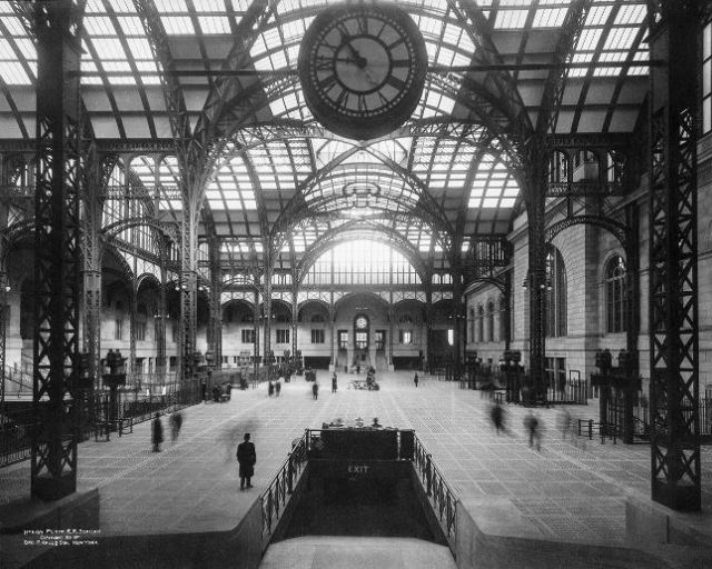 nyc-pennsylvania-station-1911photo-geo-p-hall-son