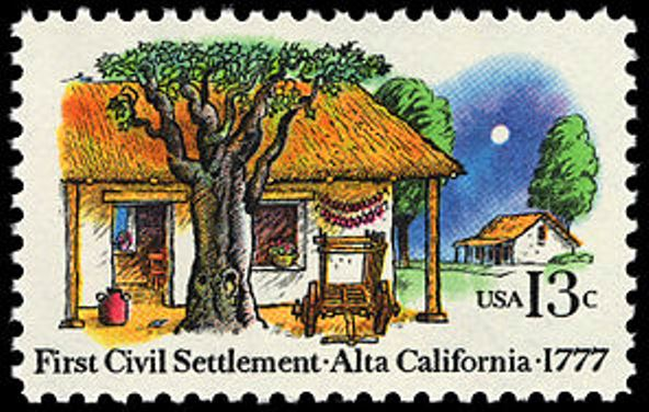 stamp_us_1977_13c_alta_california