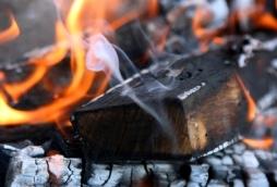 wood-smoke