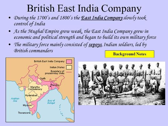 british-east-india-co