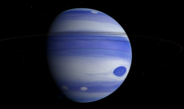 exoplanet-gj1214b