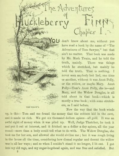 huckleberry-finn-first-page