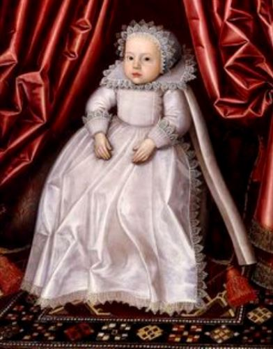 infant-mary-queen-of-scots