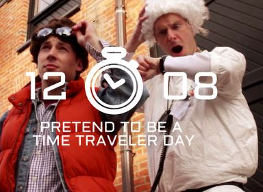 pretend-to-be-a-time-traveler