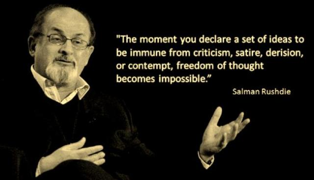 quote-on-criticism-and-freedomof-thought-by-salman-rushdie
