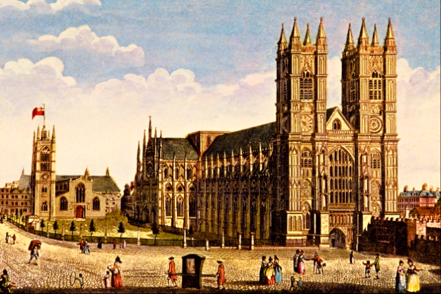 westminster_abbey-west-front_thomas_hosmer_shepherd
