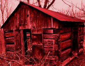 wooden-shack