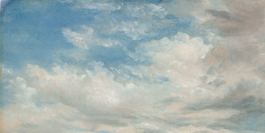 clouds-by-constable