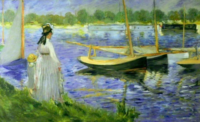 manet-banks-of-the-seine-at-argenteuil
