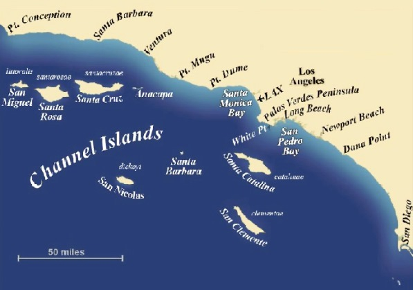 map-of-catalina-and-san-clemente-islands
