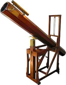 replica-of-wm-herschel-telescope