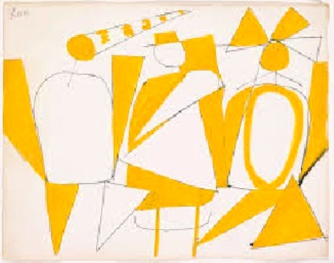 robert-motherwell-the-three-clowns-1945