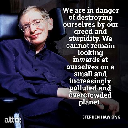 stephen-hawking-enviroment-quote