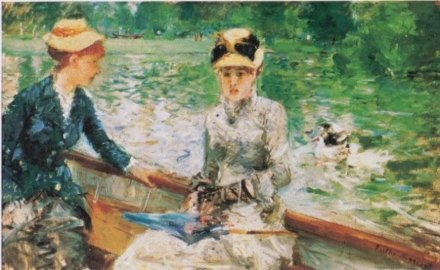 summer-day-by-berthe-morisot