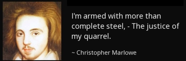 christopher-marlowe-armed-quote