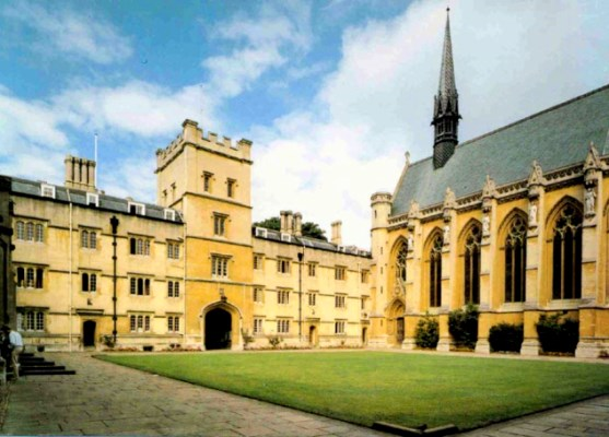 exeter-college-oxford