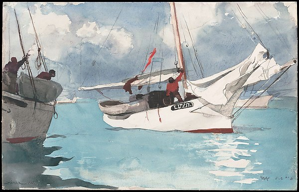 fishing-boats-winslow-homer